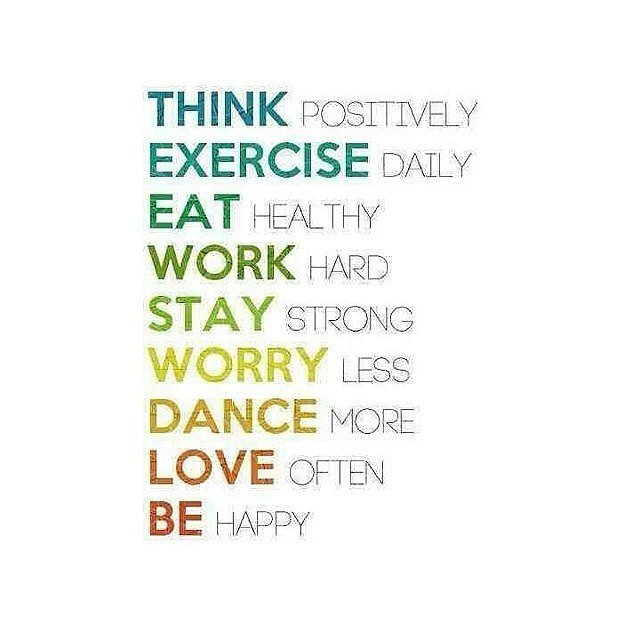 Daily Fitness Motivation Quotes: Fitness, Health & Well-Being