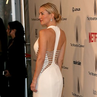 Even More Breathtaking: Your Favourite Golden Globes Dresses From Behind
