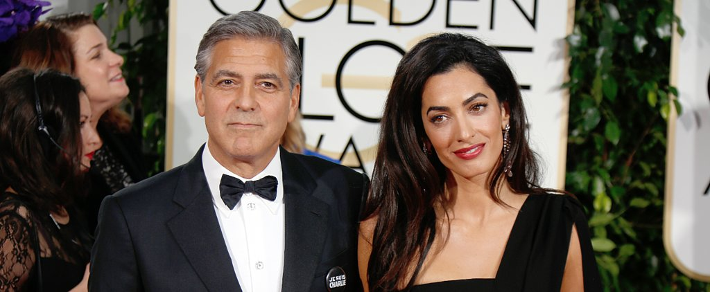 6 Times Amal Was Totally Unimpressed With Her Husband's Award Show