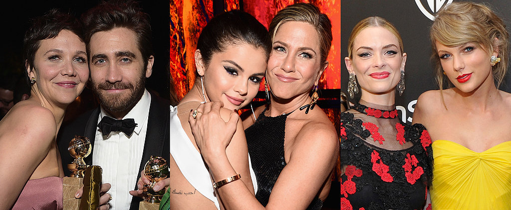 Sexy Stars Flock to InStyle's Globes Bash