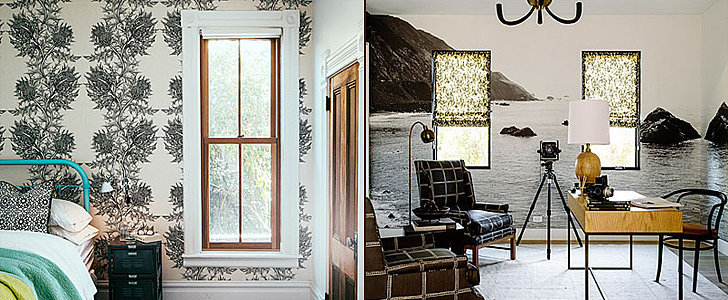 Take a Decor Risk With These 10 Unconventional Wallpaper Ideas