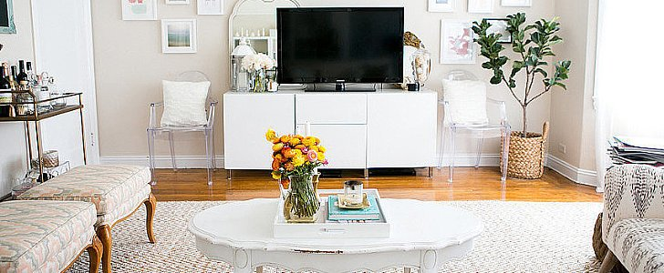 8 Creative Ways to Get a Bigger Living Room