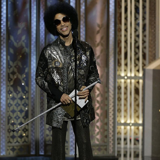 Prince at the Golden Globes 2015