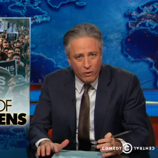 Jon Stewart on Obama and Je Suis Charlie | Video