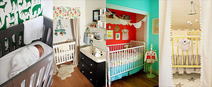 A Crib in a Closet: 9 Ways to Make It Work