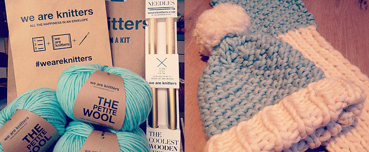 We Are Knitters Will Turn You Into a Sweater-Making Machine