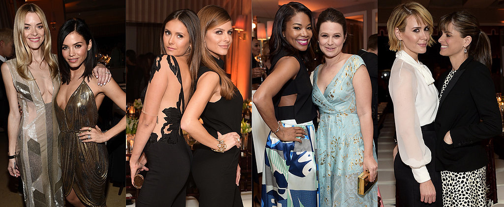 Girls Just Wanna Have Fun at Elle's Women in Television Soiree