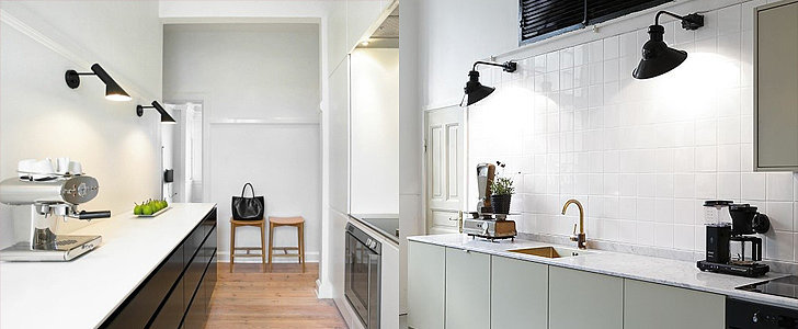Industrial-Style Sconces That Will Work Wonders in Your Kitchen