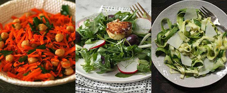 5 Flavorful Ways to Up Your Salad Game