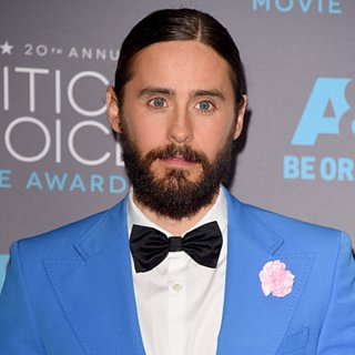 Jared Leto's Man Bun Is Back, Baby!
