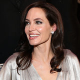 7317362b636 Angelina Jolie Cannot Stop Smiling on Her Solo Night Out