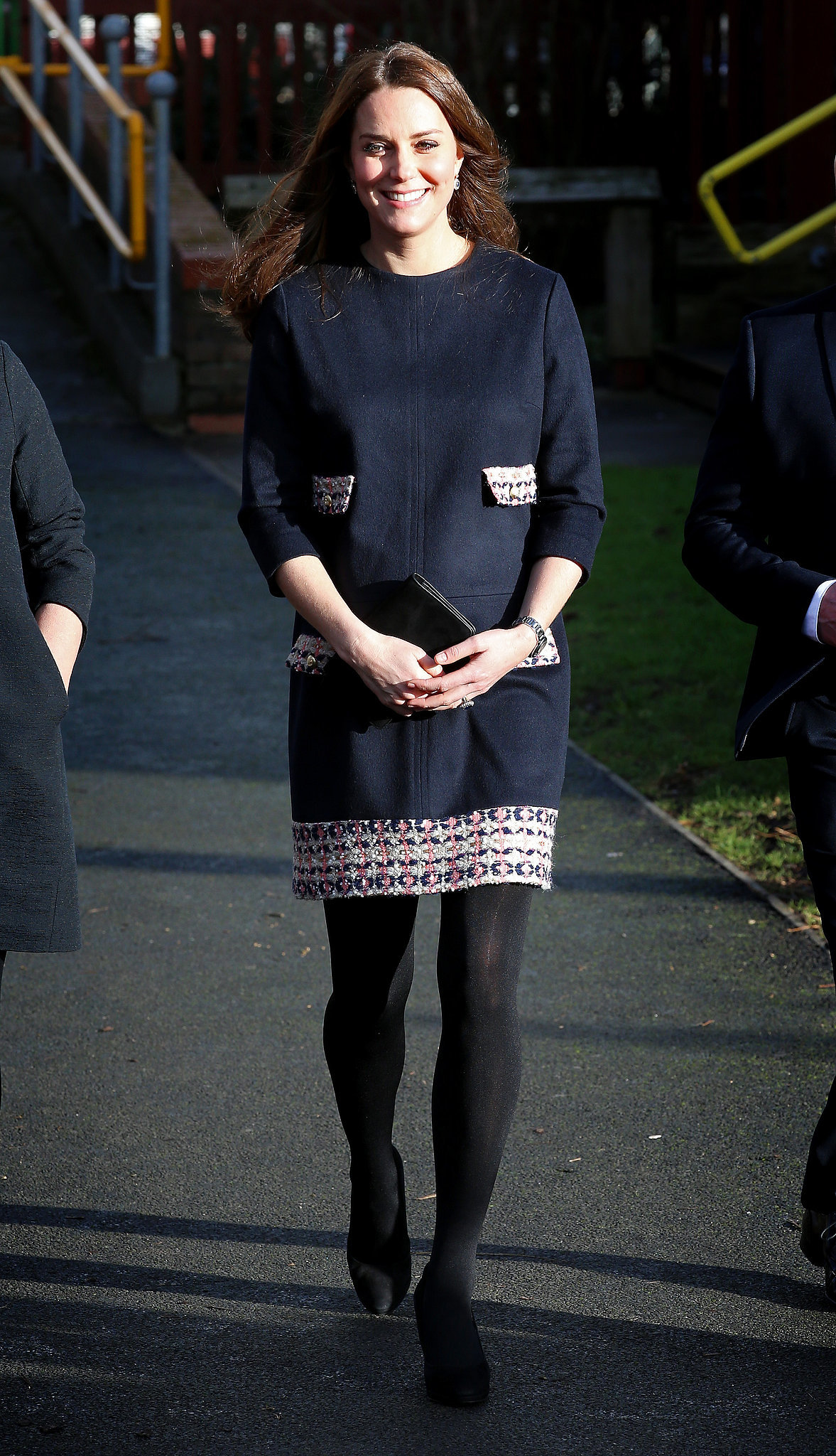Kate Middleton Style Relive Kate Middleton 39 S Most Stylish Maternity Moments Popsugar Fashion