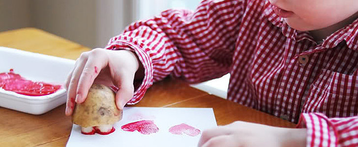 Craft Love! 19 Valentine's Day Projects For Tots