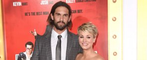Kaley Cuoco-Sweeting's Husband Actually Lost His Vows Minutes Before Their Wedding