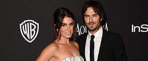 Ian Somerhalder and Nikki Reed Are Engaged!
