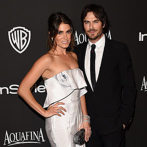 Ian Somerhalder and Nikki Reed Are Engaged