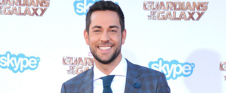 Zachary Levi Will Be the Lead in the Heroes Reborn Miniseries!