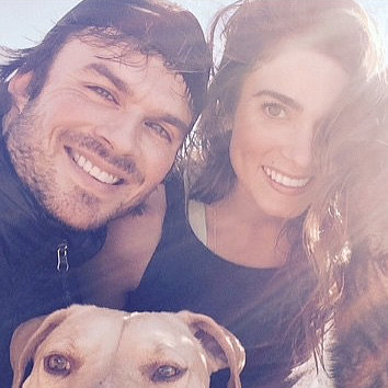 Pictures of Nikki Reed and Ian Somerhalder Together Showing