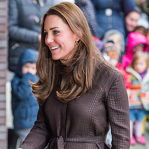 Kate Middleton at The Fostering Network in January 2015