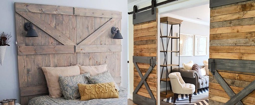 11 Ways to Incorporate Barn Doors in Your Home