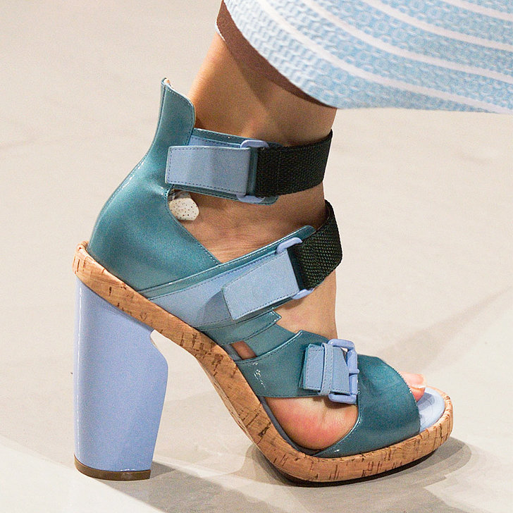 Spring Shoe Trends 2015 | Runway
