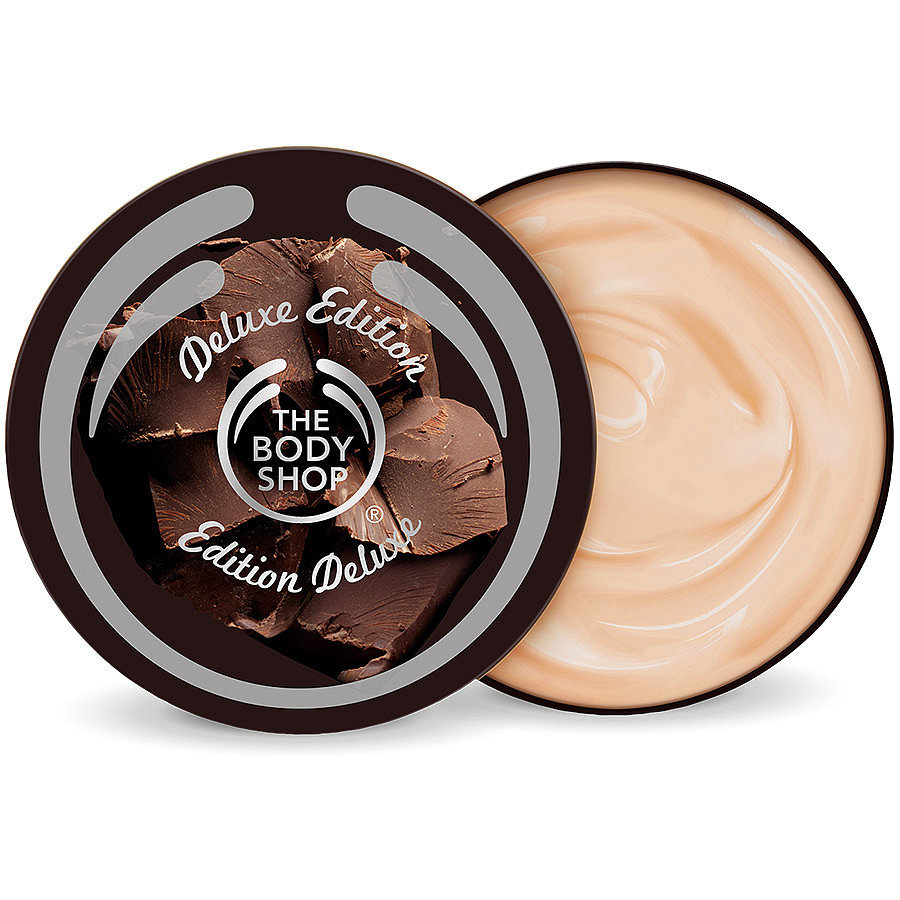 The Body Shop Body Butter in Chocomania