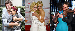 You Should Embrace These 50 Photos of Celebrities Hugging