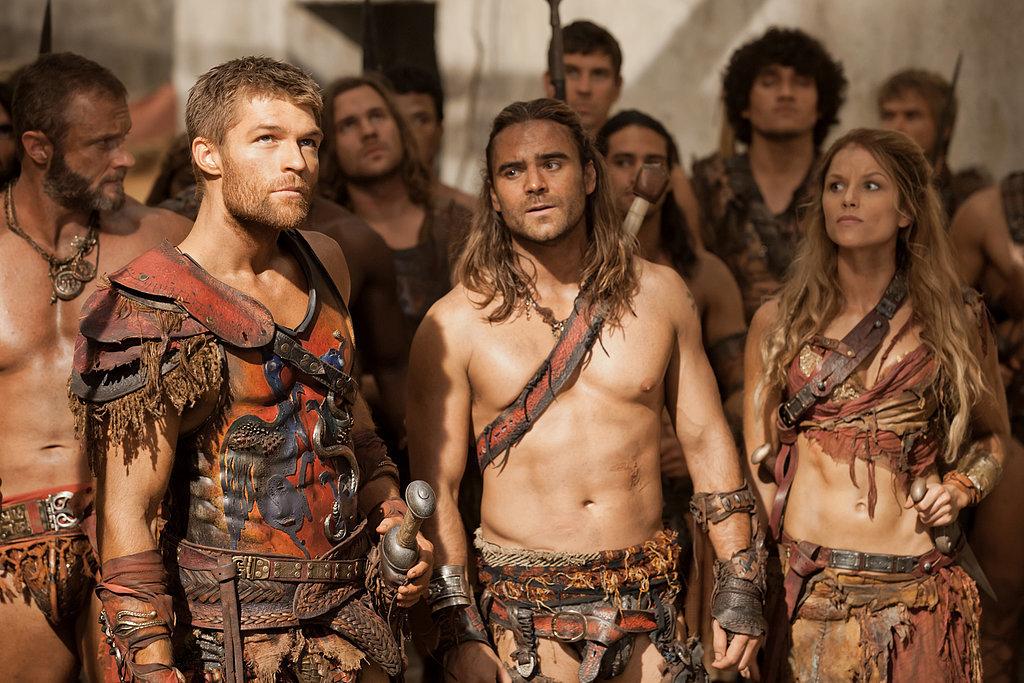 spartacus netflix season 1