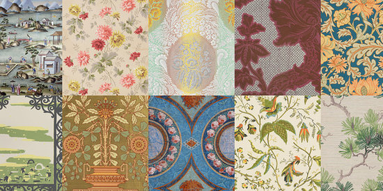 Thankfully, <em>Someone</em> Is Preserving A History Of Wallpaper
