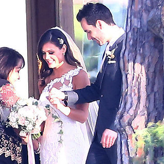 Desiree Hartsock Wedding Pictu