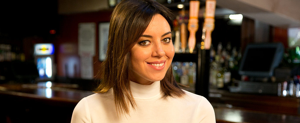 "Aubrey Plaza Explains April Ludgate's ""Pre-Midlife Crisis"""
