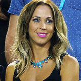 Bec Hewitt at the Tennis Photos
