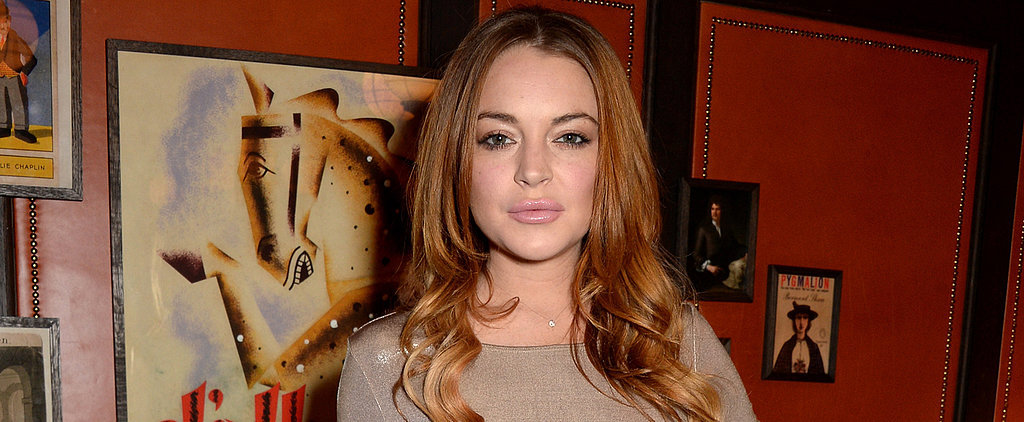 Lindsay Lohan Has Reportedly Been Hospitalized