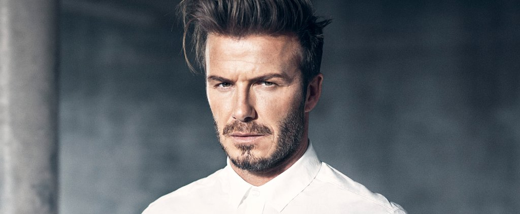 David Beckham Strips Down For H&M