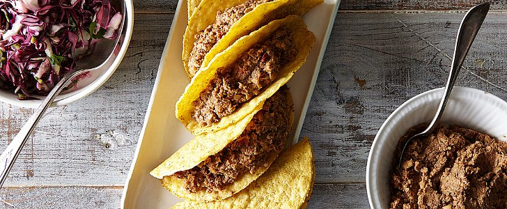 Lentils and Walnuts Make Up Some Seriously Delicious Tacos