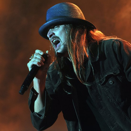 Kid Rock Blasts Seth Rogen and Michael Moore For American Sniper Comments