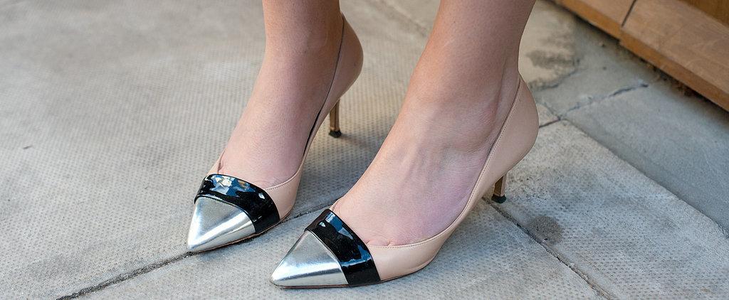 Are Kitten Heels Back in Style?