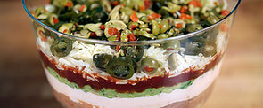 Turn Up the Heat With This 7-Alarm Spicy Layer Dip!