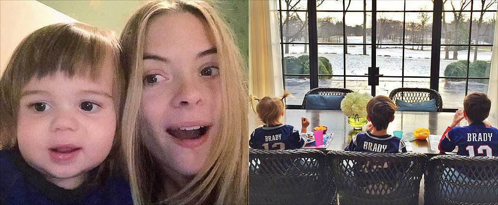 Ivanka, Molly, Tori, and More Shared the Sweetest Snaps of Their Tots This Week!