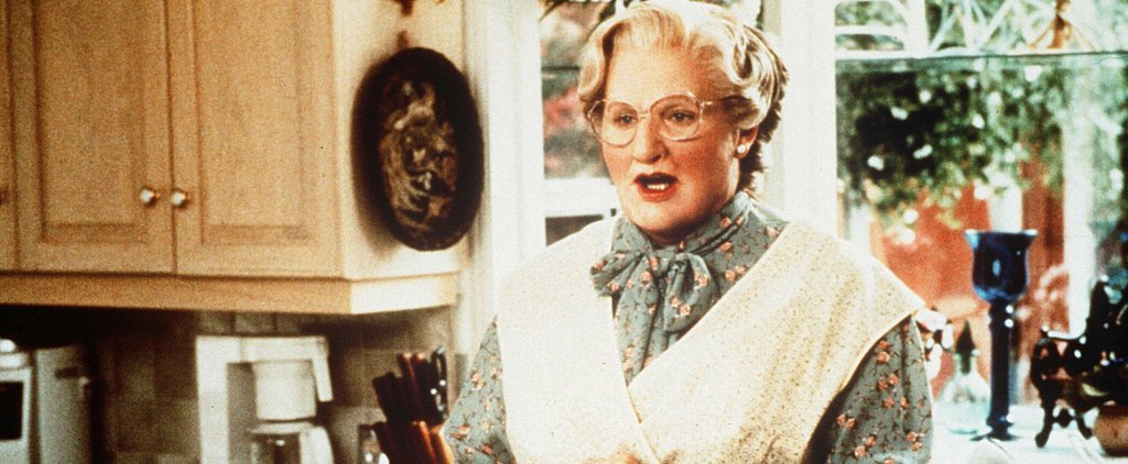 A Musical Version of Mrs. Doubtfire Is in the Works