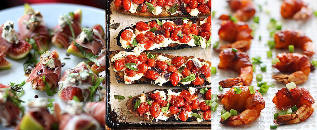 Appetizers Made With 5 Ingredients (or Fewer)