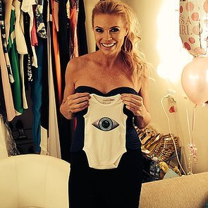 Sonia Kruger Gives Birth to Baby Maggie Kruger McPherson