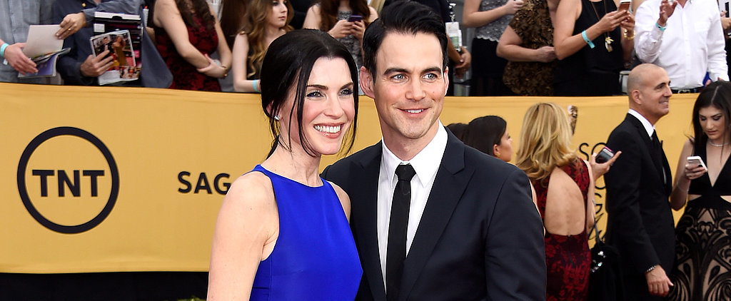 Stars Couple Up on the SAG Awards Red Carpet