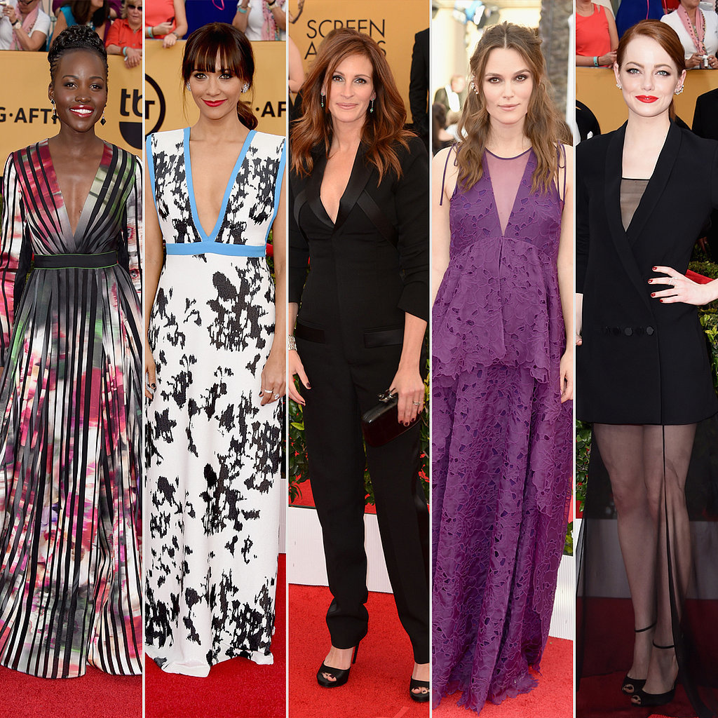 Best Dressed at SAG Awards 2015