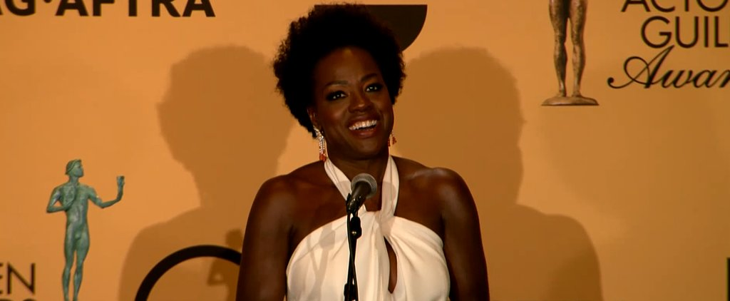 "Viola Davis Stresses the Need For More ""Real Women"" on TV and in Movies"