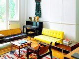 Shop the Room: An Eclectic and Modern Sitting Room