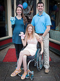 Paralyzed Bride Rachelle Friedman Chapman on Her Surrogate Pregnancy: 'So Excited It's a Girl!'