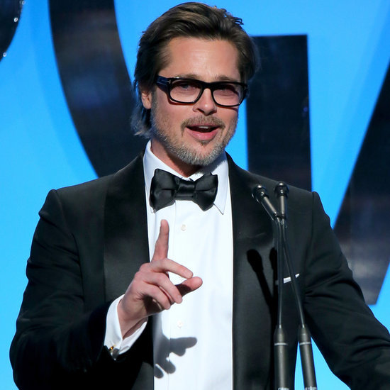 Brad Pitt at the Producers Guild Awards 2015   Pictures
