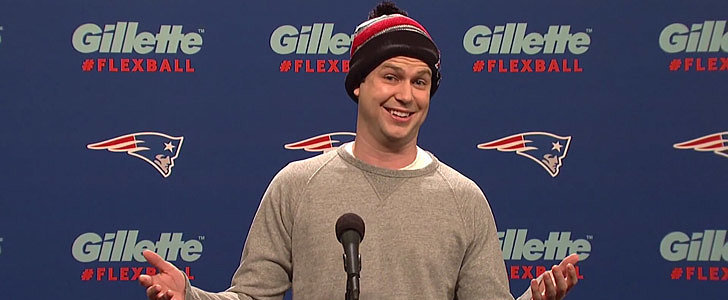 "SNL's Patriots Skit Will Make You Laugh — Even If You Haven't Heard of ""Deflate Gate"""