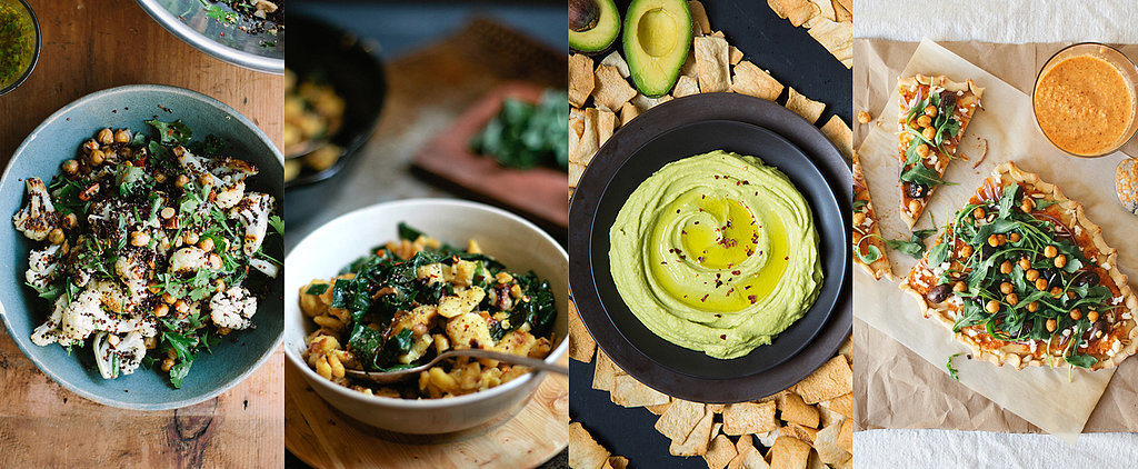Salads, Snacks, and Soups: 20+ Recipes Using Chickpeas